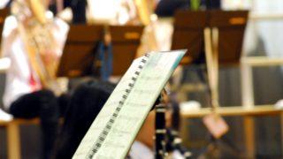 定期演奏会の曲の決め方とプログラム