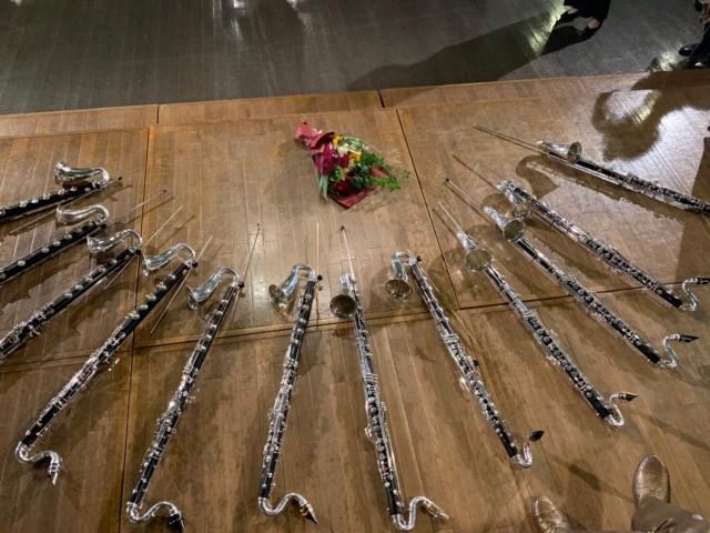 吹奏楽でのバスクラリネットの役割