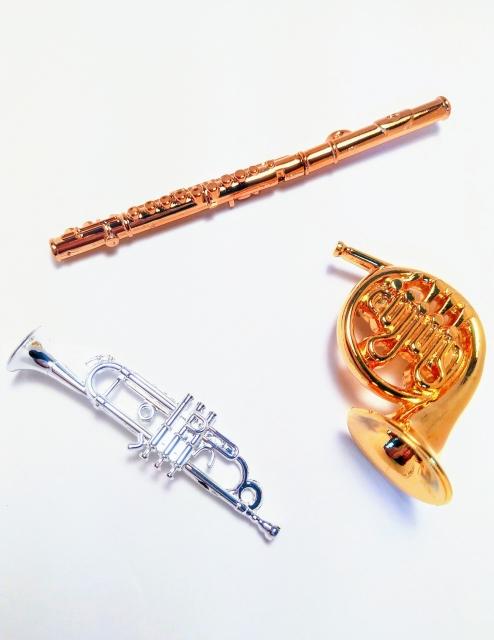 吹奏楽の楽器の種類と役割 入部前に知っておこう