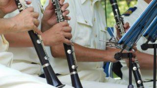 クラリネットの吹奏楽での役割 オーケストラのバイオリンと同じ