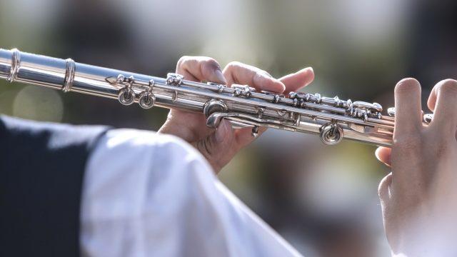 フルート 吹奏楽での役割 小鳥のよう