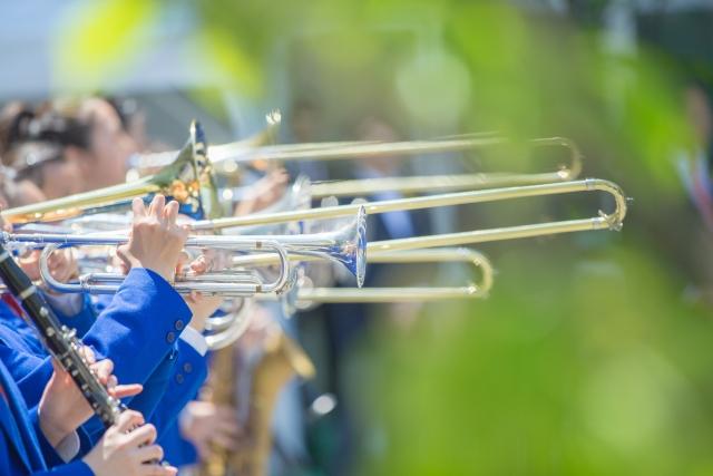 トロンボーン 吹奏楽での役割